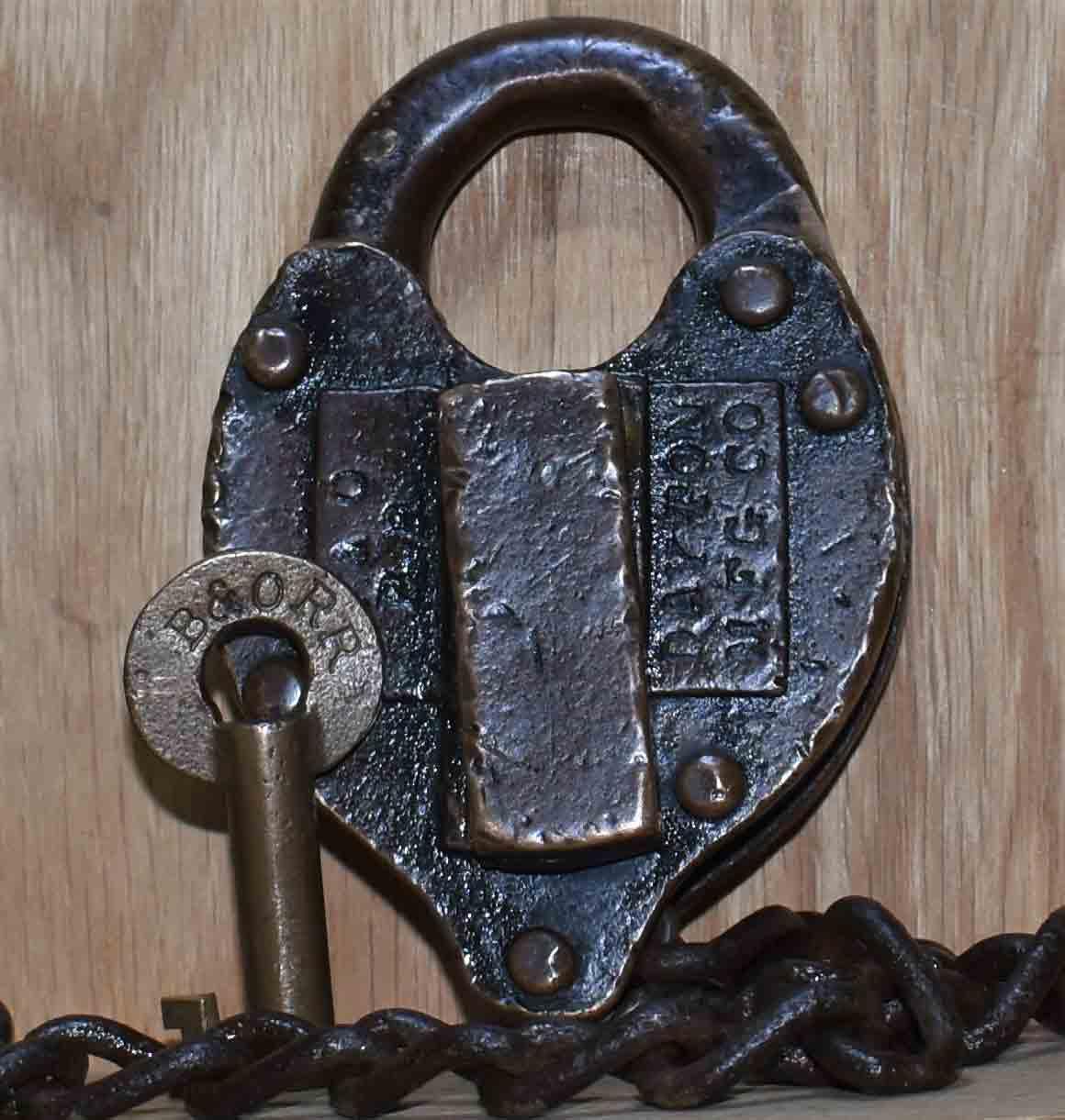 Railroad Switch Keys And Locks