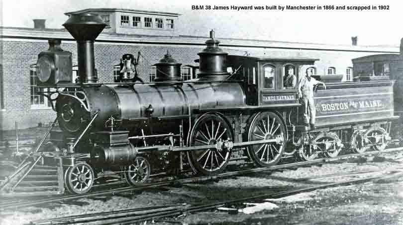 B&M No.38 James Hayward