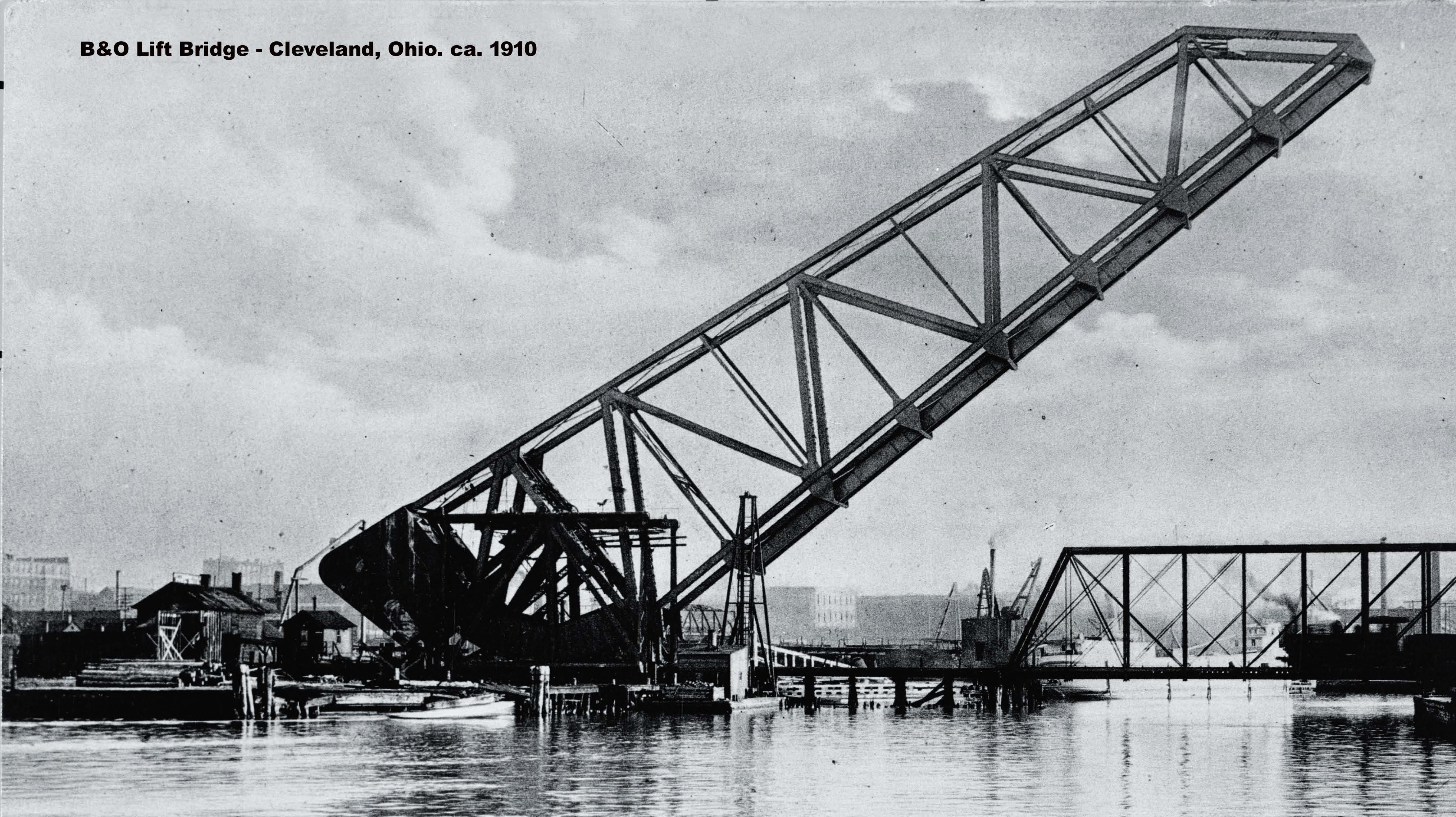 B&O Lift Bridge