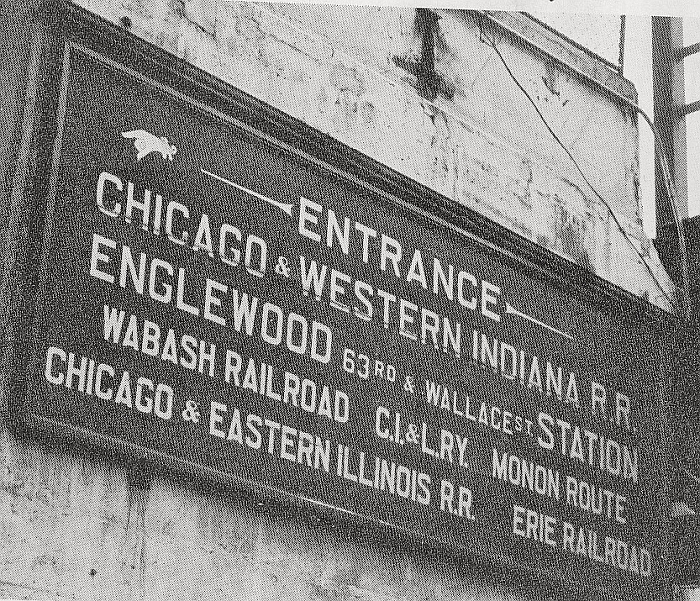 Chicago's Englewood Station