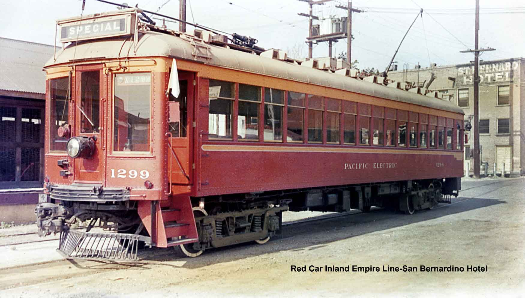Pacific Electric Ry