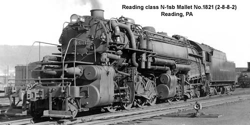 Reading engine No.1821