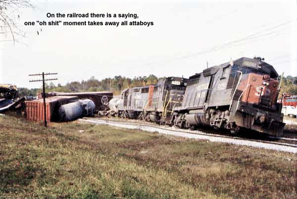 SP train derailment