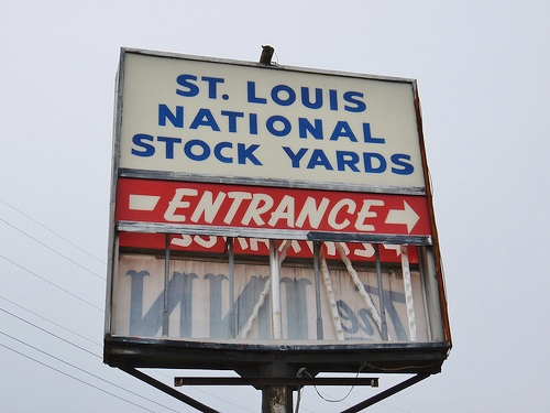 St. Louis National Stock Yards