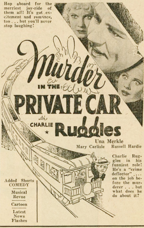 Murder in the Private Car