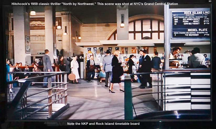 1959 movie North by Northwest