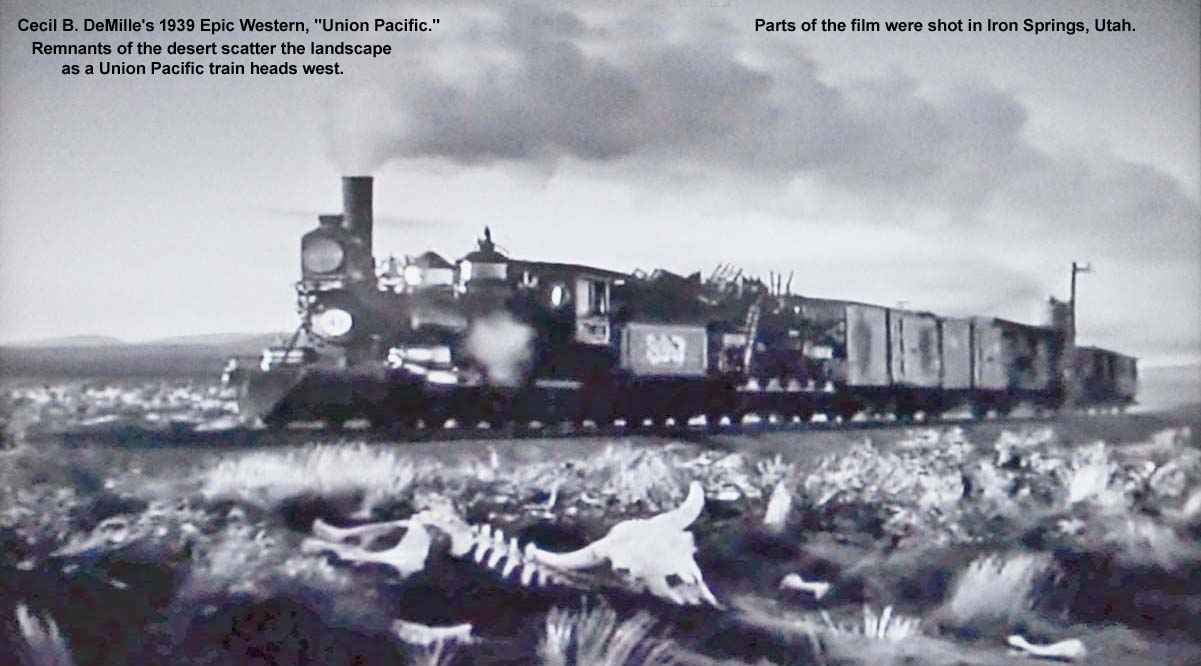1939 movie Union Pacific