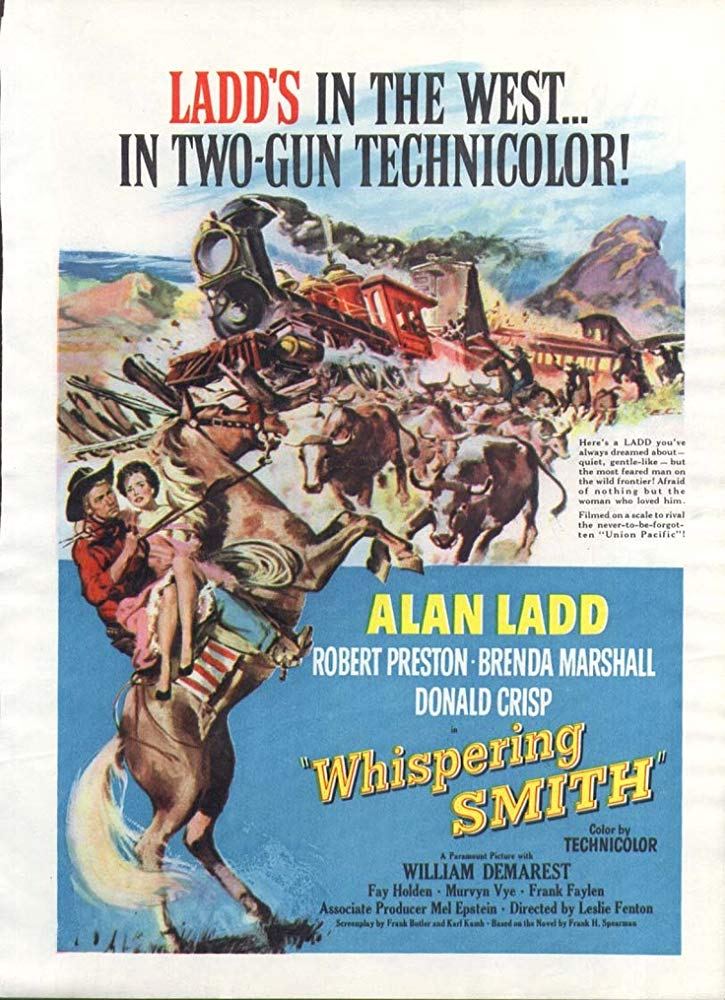 1948 western Whispering Smith