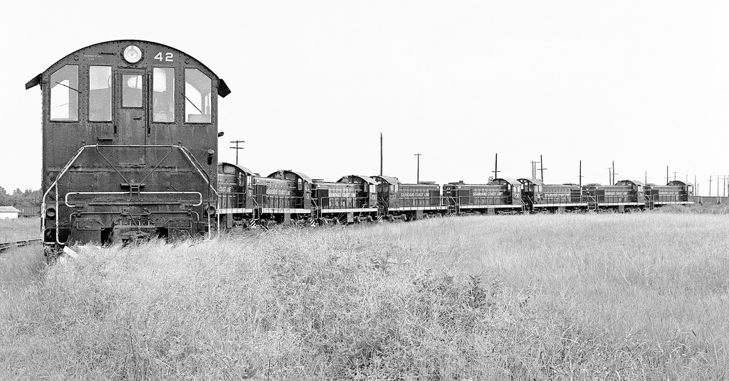 SCL  Alco switchers